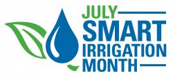 Image of Smart Irrigation Month Logo